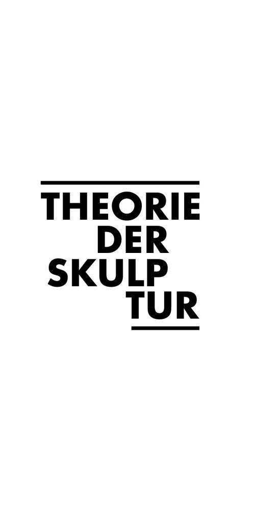 Theorie der Skulptur - Signet